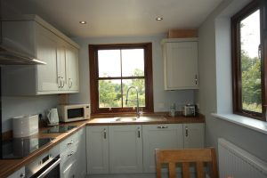 Kitchen Diner at Leesrigg Cottage