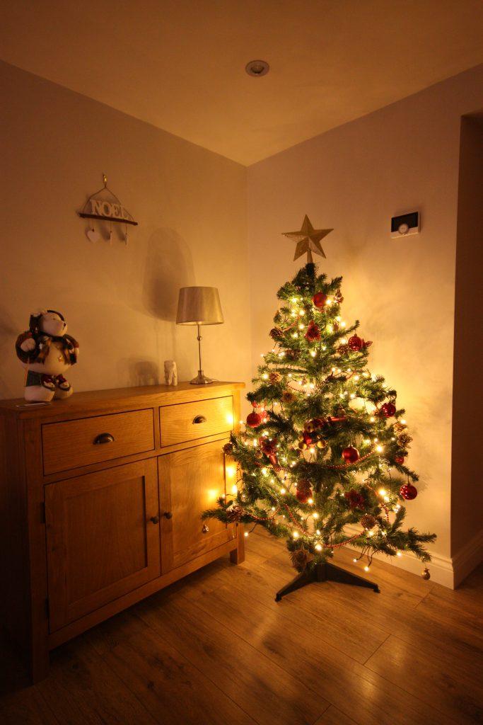 Christmas at Leesrigg Cottage