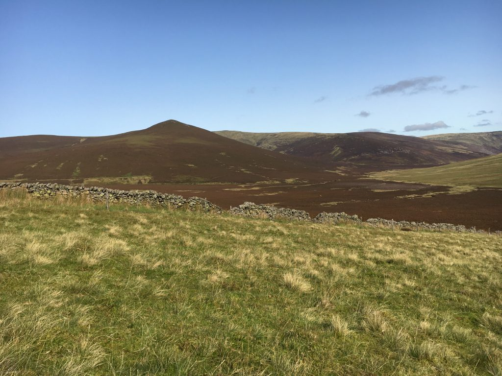 View from Lonscale Fell